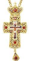 Крест наперсный ювелирный - А143