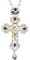 Крест наперсный - A147L (с цепью)