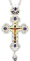 Крест наперсный - A147 (с цепью A1)