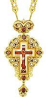 Крест наперсный ювелирный - A149