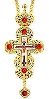 Крест наперсный ювелирный - A151