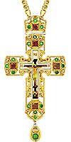 Крест наперсный - A152 (с цепью)