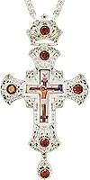 Крест наперсный - A153L (с цепью A1)