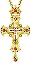 Крест наперсный - A153LP (с цепью)