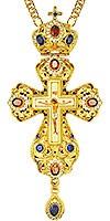 Крест наперсный - A156 (с цепью A1)