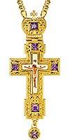 Крест наперсный - A157LP (с цепью)