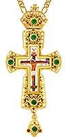 Крест наперсный ювелирный - A159
