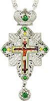 Крест наперсный - A160L (с цепью)