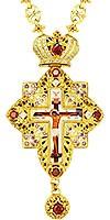 Крест наперсный - A160 (с цепью)