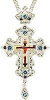 Крест наперсный - A163 (с цепью A1)