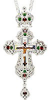 Крест наперсный - A164L (с цепью)