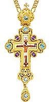Крест наперсный - А170 (с цепью)
