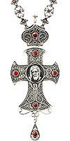 Крест-мощевик наперсный - A173 (с цепью)