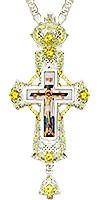 Крест наперсный - A178L (с цепью)