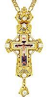 Крест наперсный - A178LP (с цепью)