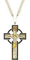 Крест наперсный - A182 (с цепью)