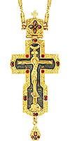 Крест наперсный - A186 (с цепью)