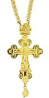 Крест наперсный - A188LP (с цепью)