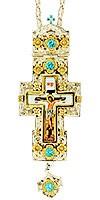 Крест наперсный - A189 (с цепью)