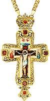 Крест наперсный - A196 (с цепью)