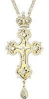 Крест наперсный - A198 (с цепью)