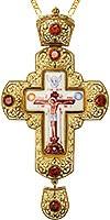 Крест наперсный ювелирный - A204