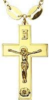 Крест протоиерейский с цепью - А205