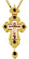Крест наперсный - A214LP (без цепи)