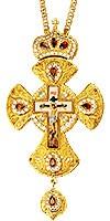 Крест наперсный ювелирный - A217