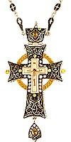Крест наперсный ювелирный - А218