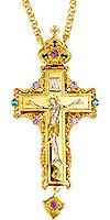Крест наперсный - А221 (с цепью)