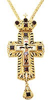 Крест наперсный - А226 (с цепью)