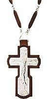 Крест наперсный - A227 (с цепью)