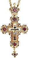 Крест наперсный - A234 (с цепью)