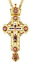 Крест наперсный ювелирный - А236