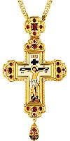 Крест наперсный - A237 (с цепью)