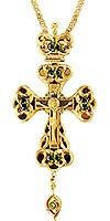 Крест наперсный - A239 (с цепью)