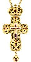 Крест наперсный - A244 (с цепью)