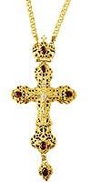 Крест наперсный - A246 (с цепью)