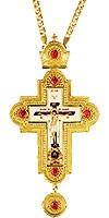Крест наперсный - A249 (с цепью)