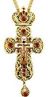 Крест наперсный - А251 (с цепью)