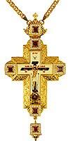 Крест наперсный с цепью №0265