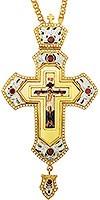 Крест наперсный с цепью №0266