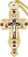 Крест наперсный с цепью №0291