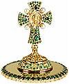Крест на митру -11