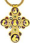 Крест наперсный -32
