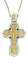 Крест наперсный -33