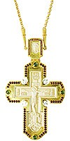 Крест наперсный -34
