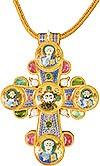 Крест наперсный -35