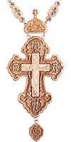 Крест наперсный № N2